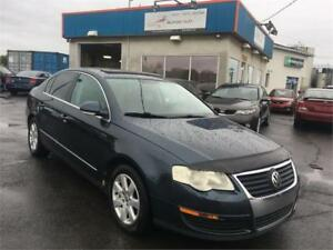 VOLKSWAGEN PASSAT 2,0T 2006 CUIR/ MAGS/ TOIT OUVRANT/ FULL !