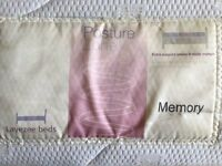 Layezee Bed Memory foam/Microcoil Mattress