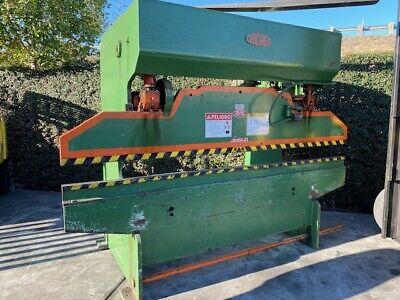 Dreis Krump Chicago 6a10 Mechanical Press Brake 55 Ton X 10 5768