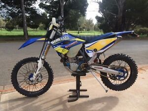 Husaberg FE501cc (same as KTM) Jamestown Northern Areas Preview