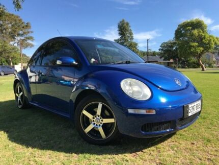 2007 Volkswagen Beetle 9C MY2008 TDI Coupe Blue 5 Speed Manual Liftback Somerton Park Holdfast Bay Preview