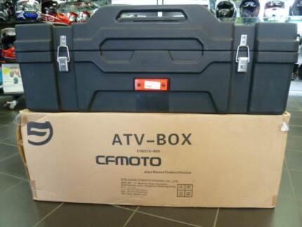 "CFMOTO  ATV  REAR STORAGE BOX - ""SAVING $100!"""