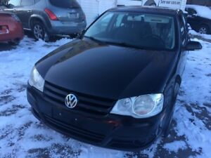 2010 Volkswagen City Golf Safety Certification is Included The P