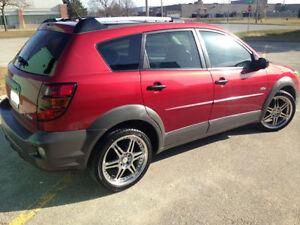 Pontiac Vibe(winter/summer wheels) $3000 of add ons Please read