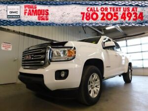 2017 Gmc Canyon 4WD SLE. Text 780-205-4934 for more information!