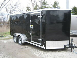 2017 US Cargo 7X16 enclosed trailer.