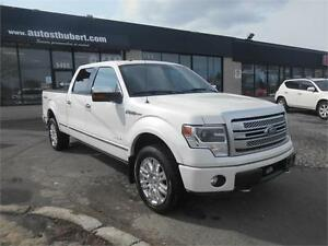 FORD F-150 CREWCAB 4X4 PLATINUM 2013