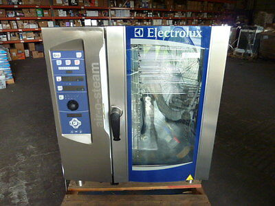New 27000 Online Price Electrolux Air-o-steam 267082 Combi Oven 101 10 Pan