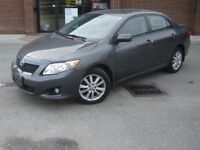 2010 Toyota Corolla LE automatic fully loaded with cruise