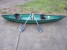 Canoe & Kayak Sports Lightweight 2 Seater Canoe Mona Vale Pittwater Area Preview