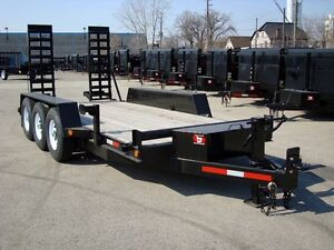 Canadian Made - Bobcat HD Low-Bed Float Trailers Kitchener / Waterloo Kitchener Area image 7