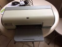 HP Desktop D2500 Printer