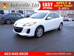 2012 Mazda 3 GS Sky Active Heated Seats