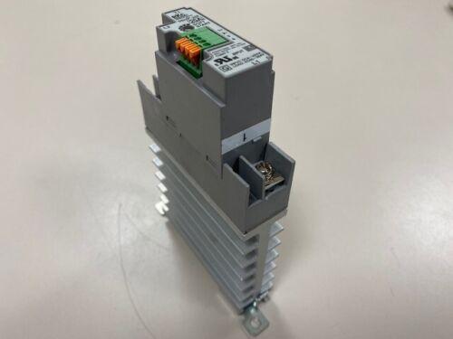 New Surplus - RKC Power Controller SSNP-25F Soft Start 25 Amp Single Phase