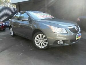 2012 Holden Cruze JH MY12 CDX Grey 6 Speed Automatic Sedan Fawkner Moreland Area Preview