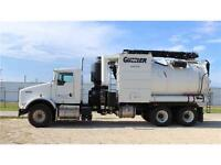 GUZZLER Classic Industrial Air Mover with Boom