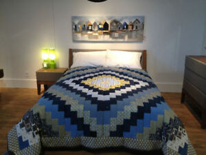 Custom Bedding and Quilts