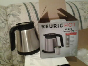 keurig hot carfe