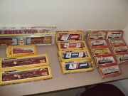 HO Scale Car Lot