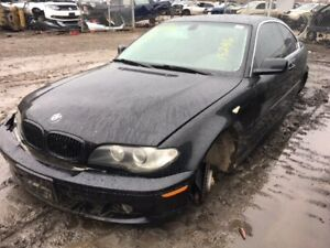2004 BMW 325Ci just in for parts at Pic N Save!