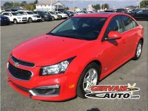 Chevrolet Cruze LT RS Toit Ouvrant MAGS 2016