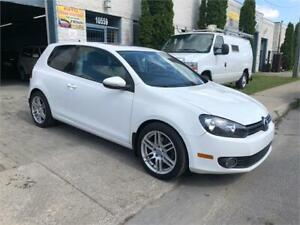 2010 VOLKSWAGEN GOLF 2.5 (4 CYL)/AUT/AC/MAGS/TOIT/GR-ELECT!!