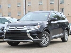 2017 Mitsubishi Outlander ES-One Owner-No Accidents Reported