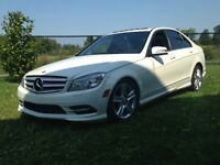 *** MERCEDES C-300 2011 4 MATIC ***