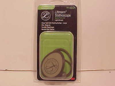 40021 Brown 3m Littmann Lightweight Ii Se Replacement Kit Diaphragm Rim Eartips
