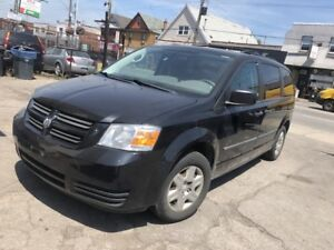 2008 Dodge Grand Caravan SE CERTIFIED LOW KM