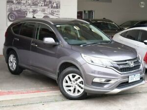 2015 Honda CR-V RM Series II MY17 VTi-S 4WD Grey 5 Speed Sports Automatic Wagon Doncaster Manningham Area Preview