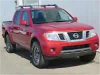 2014 Nissan Frontier PRO-4X Loaded Leather Roof Lots of Goodies!