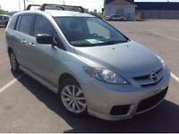 MAZDA 5 MANUELLE 6 PLACES CLIMATISEE 2.3 LITRES