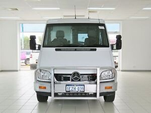 2005 Mercedes-Benz Sprinter 316 CDI LWB White 5 Speed Automatic Van Morley Bayswater Area Preview