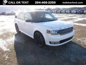 2017 Ford Flex SEL AWD Leather Roof Nav Appearance Pkg