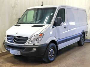 2013 Mercedes-Benz Sprinter Cargo Vans 2500 BlueTEC Diesel High