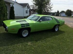 Plymouth Road Runner ROAD RUNNER 440 1971