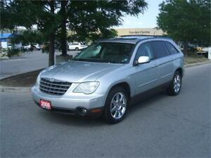2008 Chrysler Pacifica TOURING / DVD / NAVI / REVERSE CAM