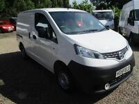 Nissan NV200 1.5dCi ( 89bhp ) ( Euro 5 ) SE 70,000 MILES 1 OWNE FSH