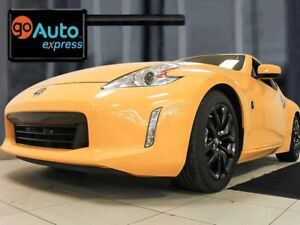 2017 Nissan 370Z 370Z manual in daring yellow. Never lose your c