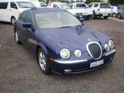2001 Jaguar S-Type MY01 V8 SE Blue 5 Speed Automatic Sedan Beaconsfield Fremantle Area Preview