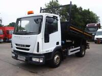 2008 (58) IVECO EUROCARGO INSULATED TIPPER
