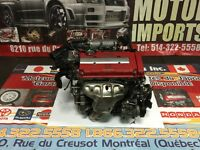 JDM B16B CIVIC TYPE-R EK9 1996-2000 DOHC VTEC ENGINE ONLY 1.6L
