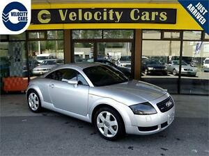 2000 Audi TT 1.8T 67K Turbo 4WD Quattro Leather 6spd Manual
