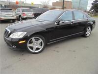 2008 MERCEDES BENZ S550 4MATIC  **NIGHT VISION**MASSAGE SEATS**