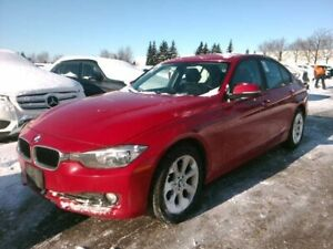 2014 BMW 3 Series 320 XDRIVE-LETHER-HEATED SEATS - BLUETOOTH -SE