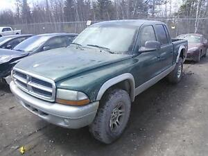 parting out 2003 dodge dakota 4.7 4x4