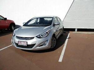 2014 Hyundai Elantra MD3 Trophy Silver 6 Speed Manual Sedan Toowoomba Toowoomba City Preview