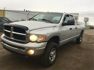 2004 Dodge Ram 2500 SLT 4X4 HEMI = CREW CAB LONG BOX = NEW PARTS Edmonton Edmonton Area image 8