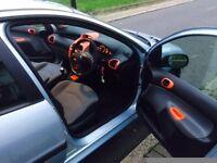 Pegeoot 206 Silver Sport 5 Door Hatchback